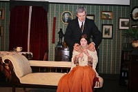 Production shot from Gaslight